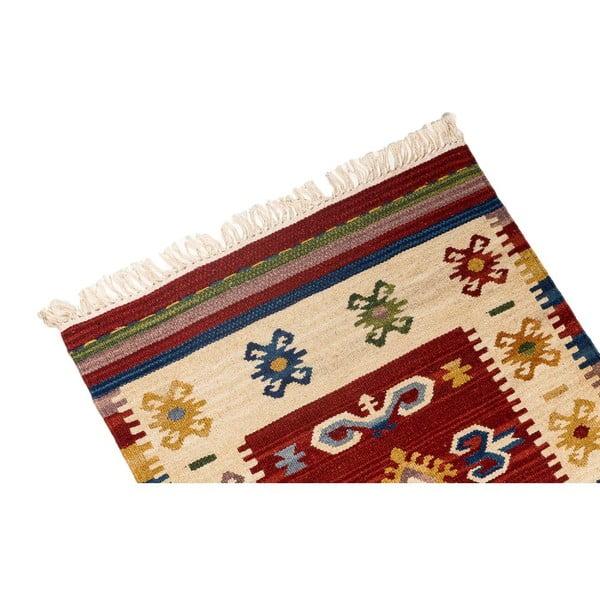 Ručně tkaný koberec Kilim Dalush 301, 180x65 cm