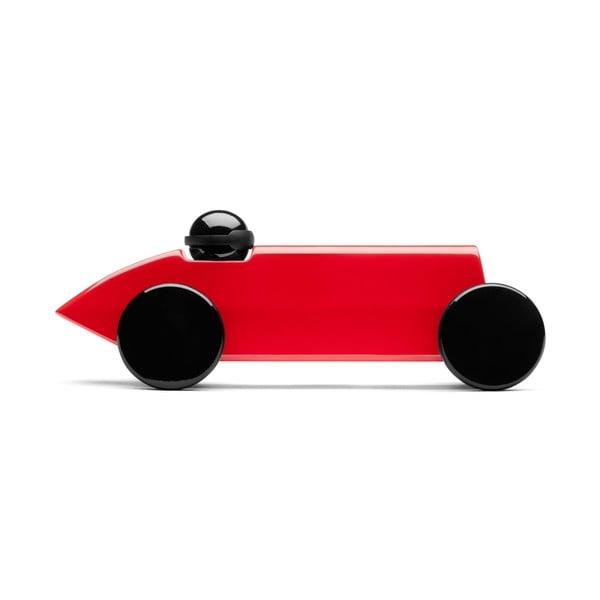 Dřevěné autíčko Mefistofel Racer Red