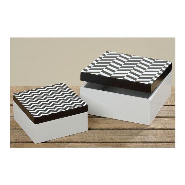 Set 2 boxů Kauri