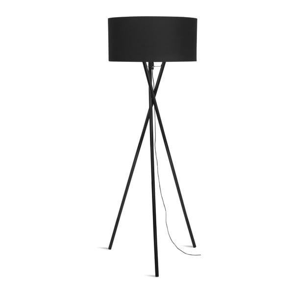 Hampton fekete állólámpa - Citylights