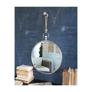 Závěsné zrcadlo Orchidea Milano London City, ⌀ 41 cm
