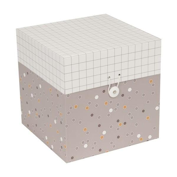 Sada 3 boxů Harmony Paper