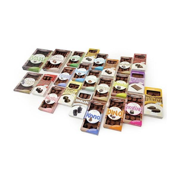 Forma na čokoládu Mini Tablette