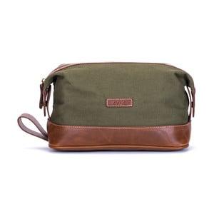 Kosmetická taška Avi-8, zelená