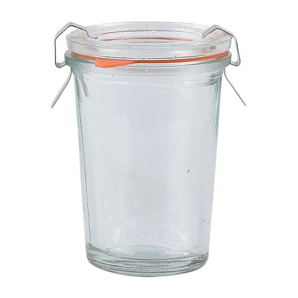 Zavařovací sklenice s víkem KJ Collection, 230ml