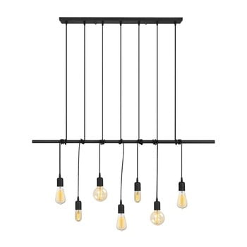 Lustră metalică Opviq lights Vincent, negru de la Opviq lights