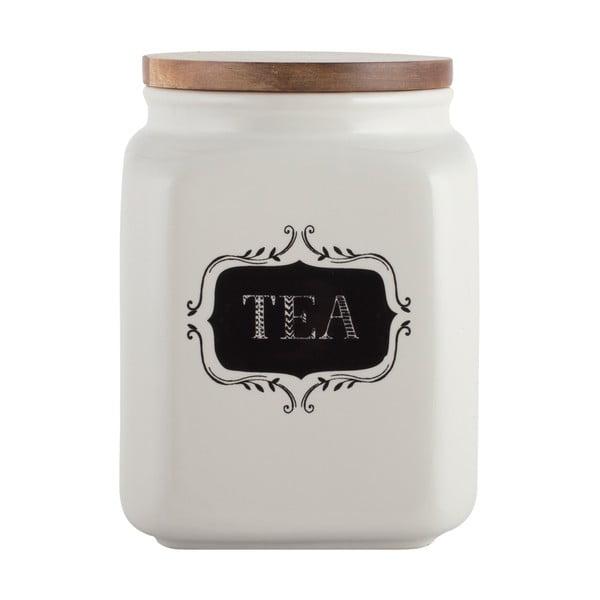 Keramická dóza na čaj s víkem Creative Tops Stir It Up