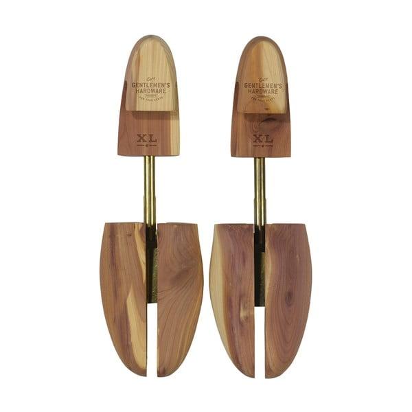 Forma do bot Gentlemen's Hardware Shoe Tree, vel. 11-12