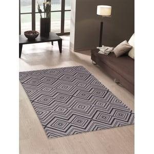 Vysoce odolný kuchyňský koberec Webtappeti Hellenic Grey, 60x220 cm