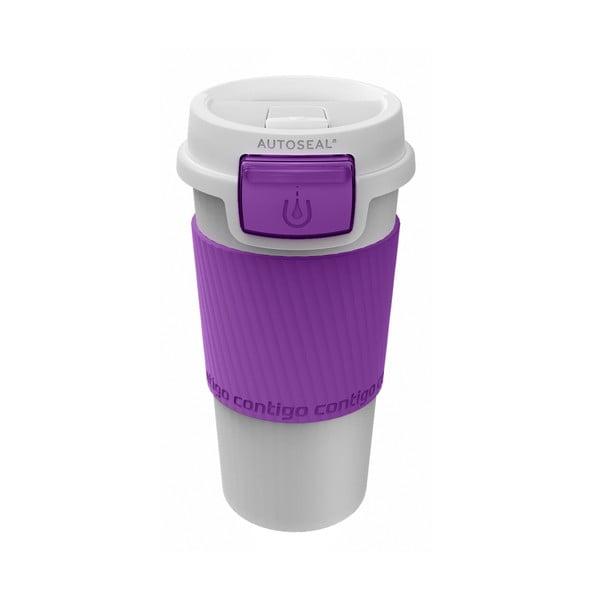 Cestovní termohrnek Morgan, lilac