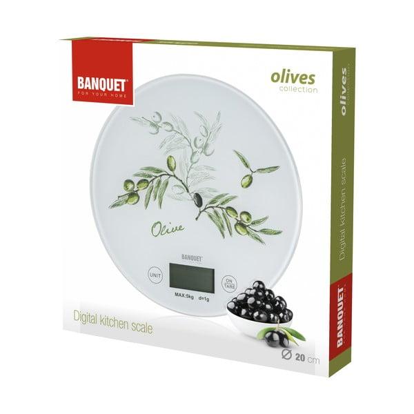 Digitální kuchyňská váha Banquet Olives, 5kg