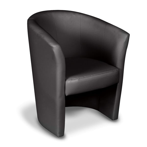 Czarny fotel Evergreen House Dino