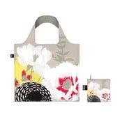 Skládací nákupní taška s kapsičkou LOQI Dahlia