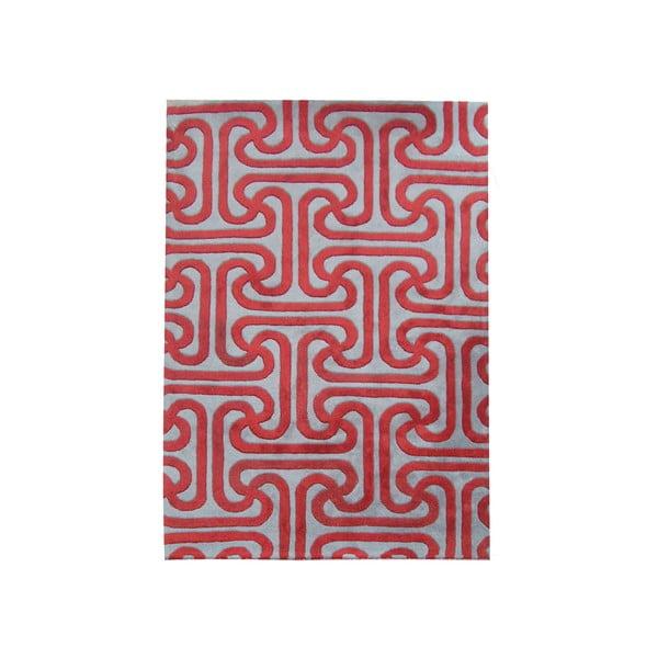 Vlněný koberec Wool Ten, 153x244 cm