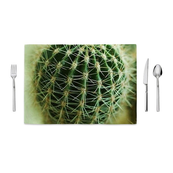 Prostírání Home de Bleu Cactus Zoom, 35x49cm