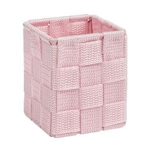 Růžový košík Wenko AdriaCubo
