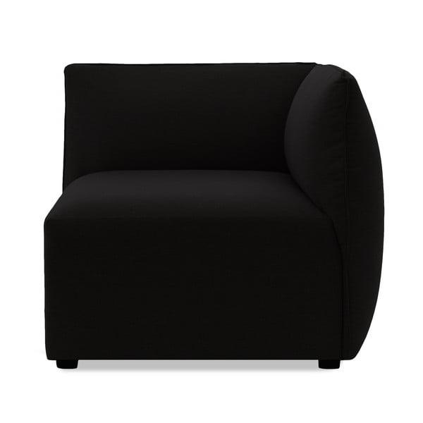 Moduł prawostronny do sofy VIVONITA Cube Dark Brown