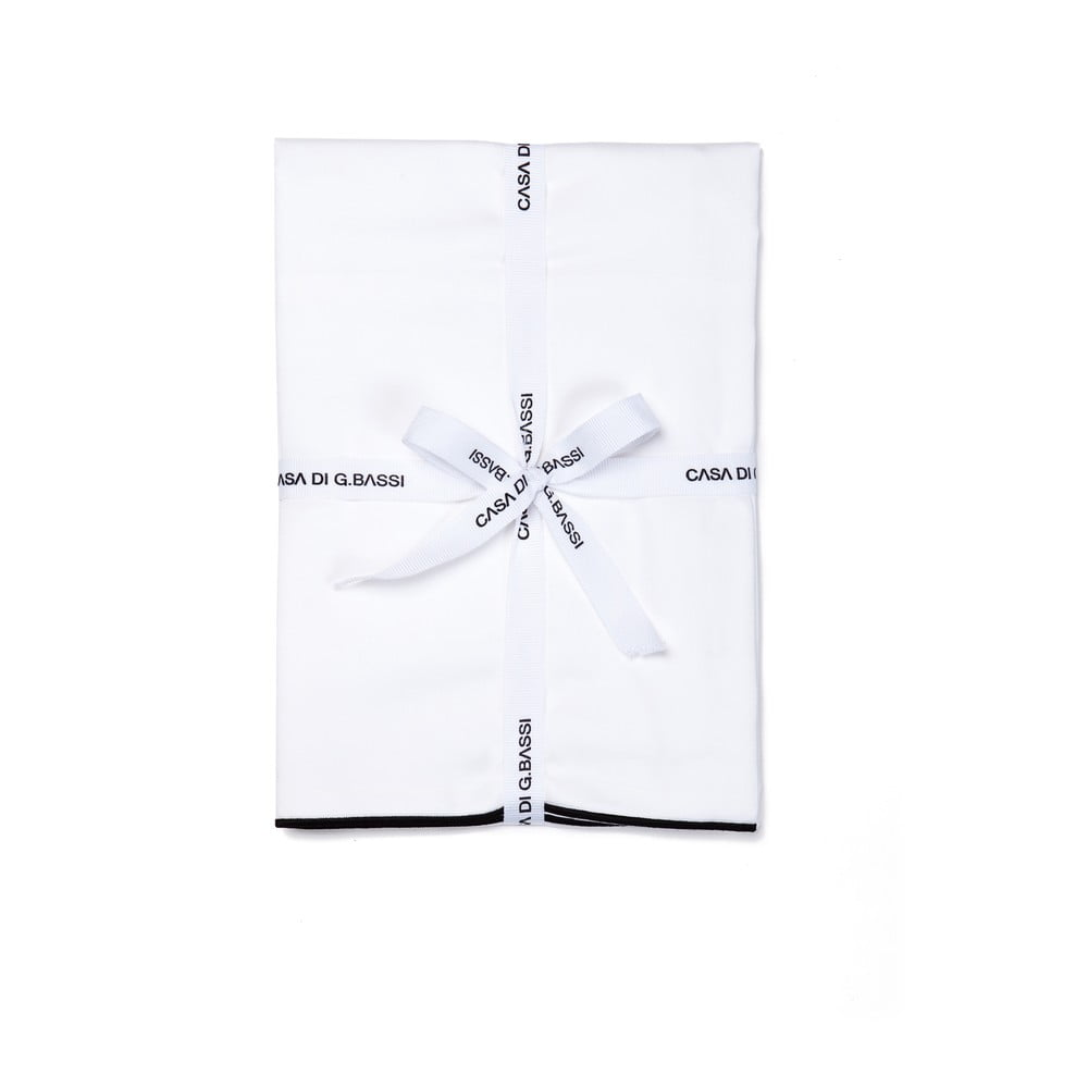 fa de pern casa di bassi basic 50 x 70 cm alb bonami. Black Bedroom Furniture Sets. Home Design Ideas