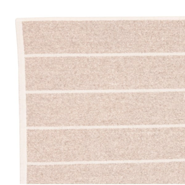 Sada 2 béžových froté ručníků Casa Di Bassi Camilla, 50 x 100 cm