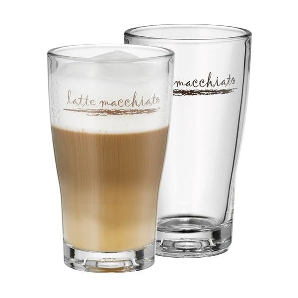 Set 2 pahare pentru Latte Machhiato WMF Barista