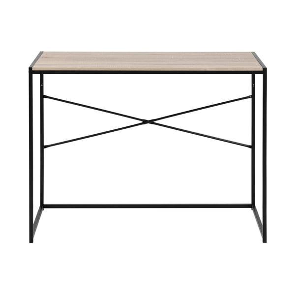 Seaford íróasztal fémszerkezettel - Actona