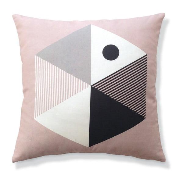 Povlak na polštář Kempink Pink, 45x45 cm
