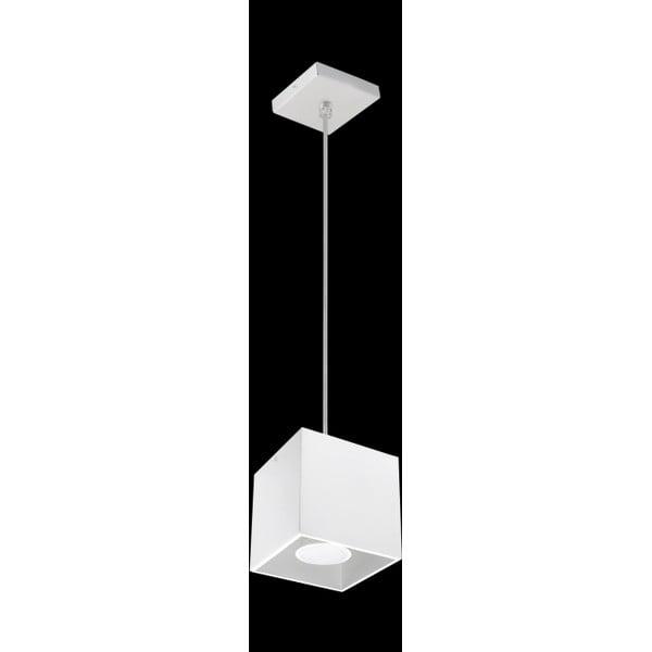Bílé závěsné světlo Nice Lamps Geo1