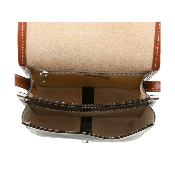 Kožená kabelka Campagna, brown