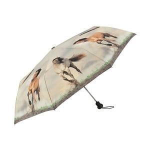Skládací deštník Von Lilienfeld Wild Horses