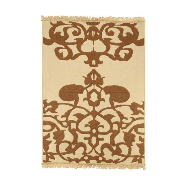 Hnědo-béžový koberec koberec Ya Rugs Agac, 120x180cm