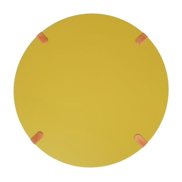 Stolek Candy Yellow, 30x60x60 cm