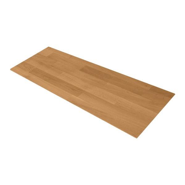 Dřevěná deska k prodloužení jídelního stolu Artemob Ethan