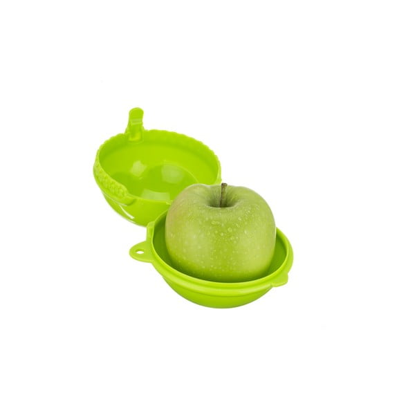 Krabička na jablko Apple, modrá