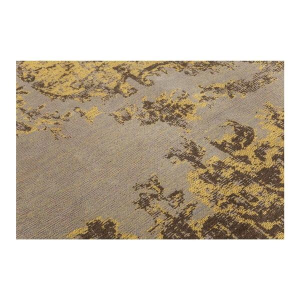 Koberec Kare Design Kelim Pop Yellow, 300x200cm