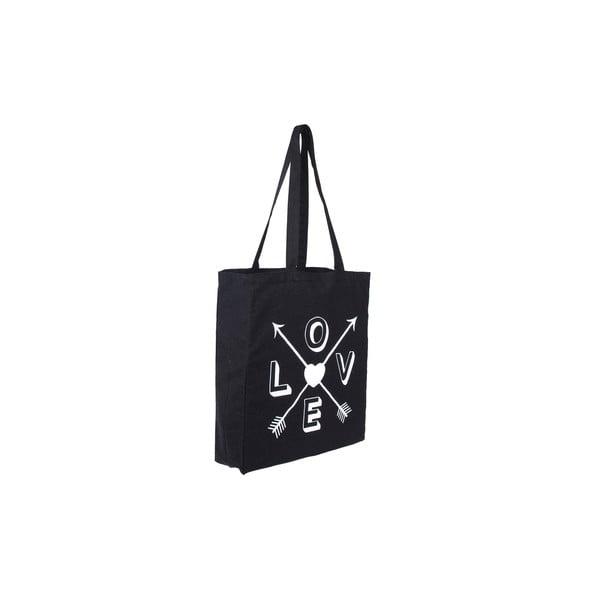 Plátěná taška Tri-Coastal Design Love Arrow