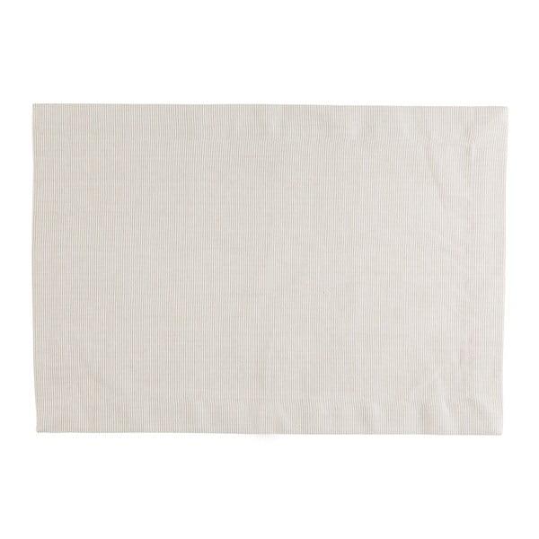 Casafina Bombay fehér tányéralátét, 35 x 50 cm - Ego Dekor