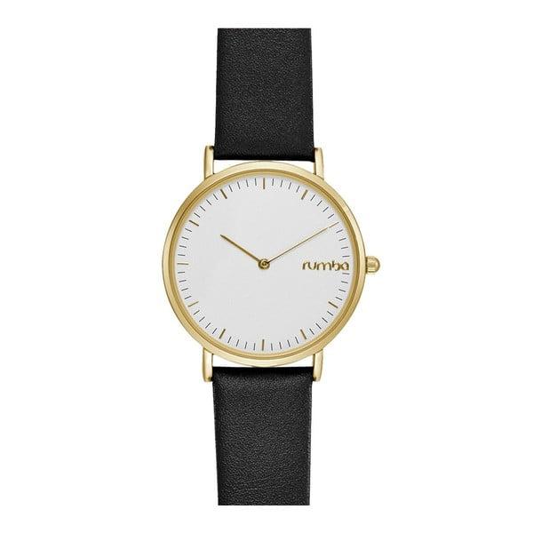 Czarno-złoty zegarek Rumbatime SoHo Lea
