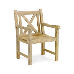 Zahradní židle s opěradly na ruce Brafab Madras