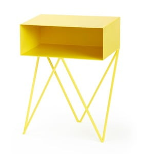 Žlutý příruční stolek &New Robot