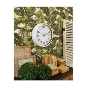 Ceas de perete Orchidea Milano Living, alb