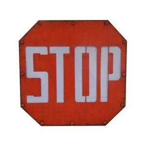 Světelný dekorativní nápis Antic Line Stop