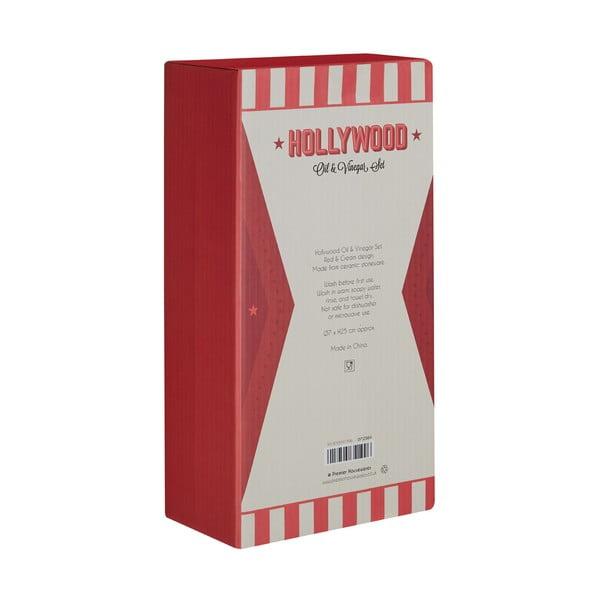 Sada 2 lahví na olej a ocet Premier Housewares Hollywood