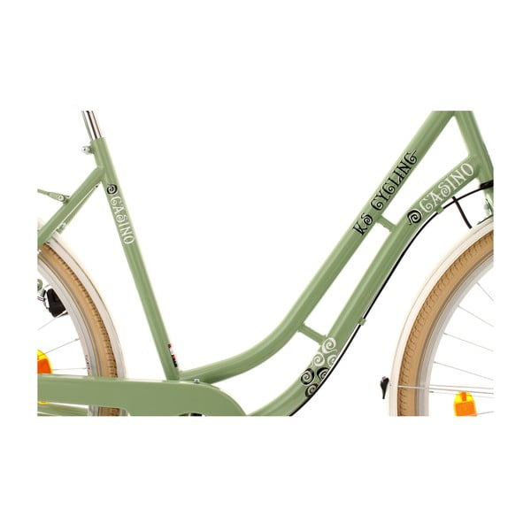 "Kolo City Bike Casino Mint, 28"", výška rámu 54 cm"
