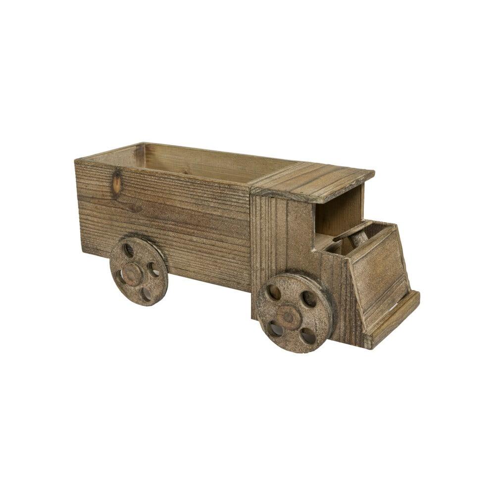 Dřevěná dekorace Novita Fiat 618