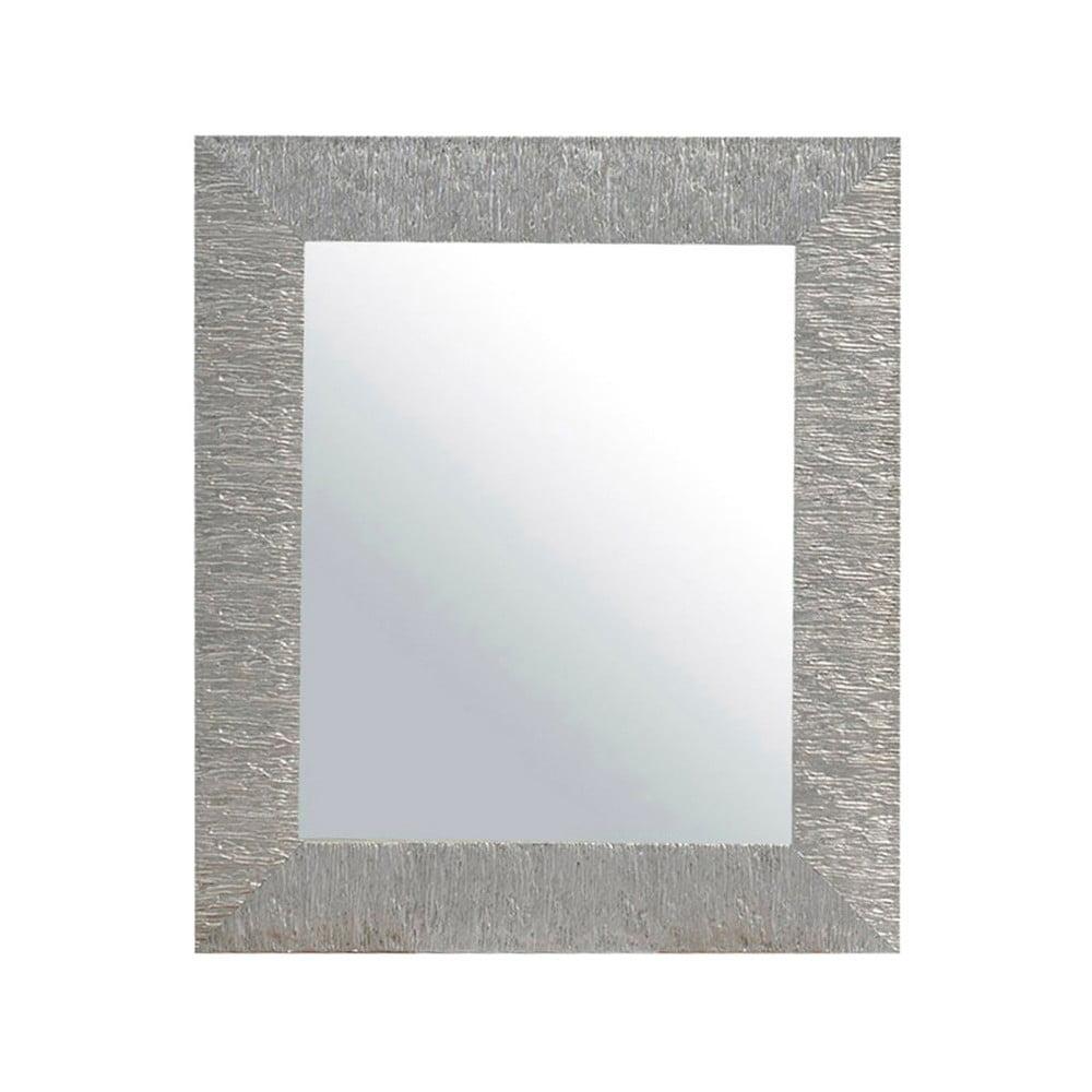 Nástěnné zrcadlo s dřevěným rámem Evegreen House Beauty, 59 x 79 cm