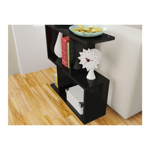 Odkládací stolek Lale Black