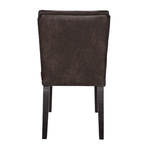 Sada 2 židlí Rodeo Black