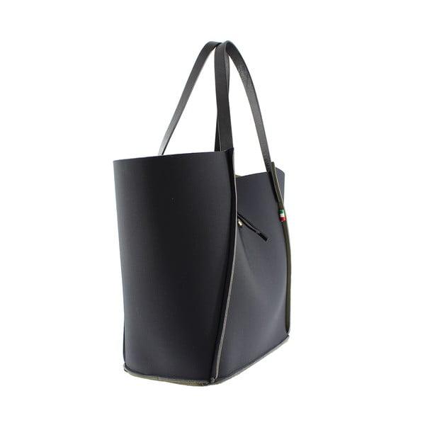Neoprenová kabelka Fiertes, černá
