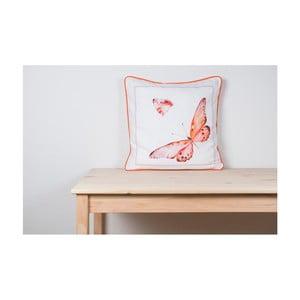 Bavlněný polštář Ethere Lutedo, 50 x 50 cm