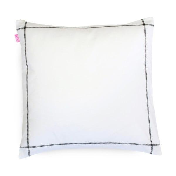 Povlak na polštář Basic Black, 50 x 50 cm